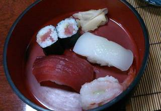 江戸前握り寿司