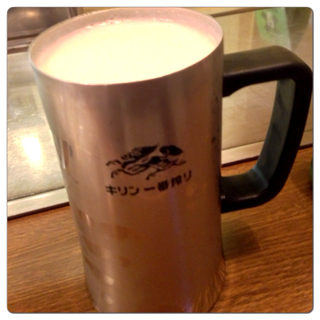 生ビール キリン一番搾り