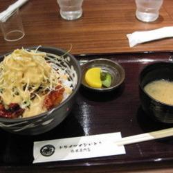マヨネーズ豚丼