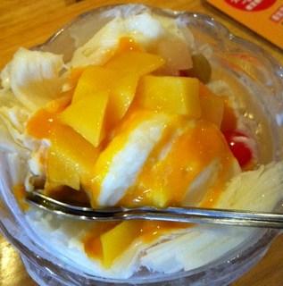 台湾アイス マンゴー