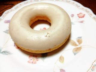 米粉ドーナツ ホワイトチョコ