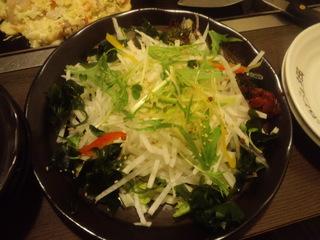 大根海藻サラダ