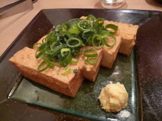 京厚揚げ豆腐