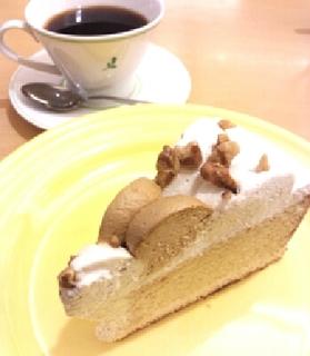 メープルクリームケーキ