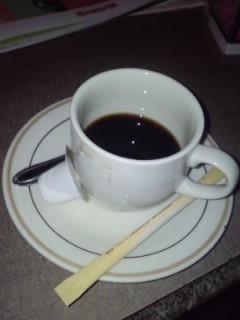 プレミアムホットコーヒー