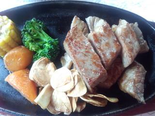 楓定食サーロイン120g