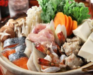 勝丸海鮮寄せ鍋