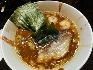 魚介味噌ラーメン