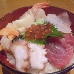 魚菜ちらし