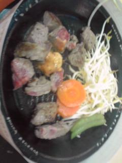 サービスステーキ
