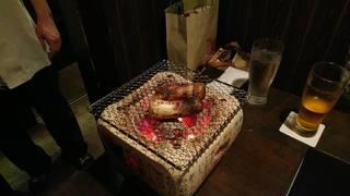 超豪華!松茸1本焼きと鮑の踊り焼きが入ったコース