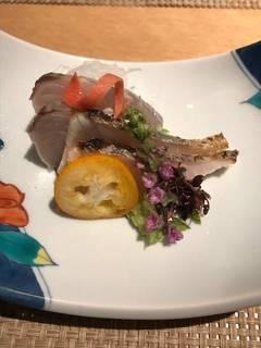 季節の鮮魚お造り