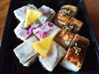 押し寿司セット