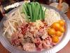 霧島鶏コラーゲンモツ鍋