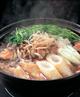 秋田比内地鶏きりたんぽ鍋