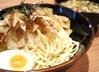 魚醤油つけ麺