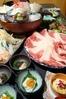牛すき鍋の宴