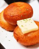 ポテトチーズ餅