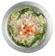 海老とつくねの白コラーゲン鍋