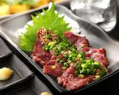 熊本桜肉刺し
