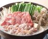 北の黄金鶏と日高豚の白スープ鍋