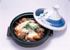 カキとチーズのタジン鍋