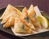 明太子チーズのパリパリ揚げ