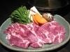 上州豚と京菜の常夜鍋