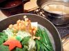 鶏水炊き鍋