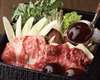 牛肉の美肌コラーゲンすき焼き