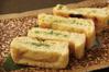 サクサク油揚げの葱味噌焼き
