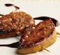 高級フォアグラの西京味噌串焼き
