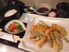 おすすめ天ぷら膳