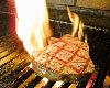 炭焼ヘレステーキコース