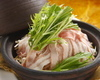 豚もやしおろしポン酢・・今話題の野菜蒸し鍋