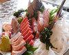 産直鮮魚のお造り盛合せ