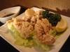 ヒナ鶏の唐揚げ 特製ソース