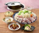 丹波地鶏と有機野菜のちゃんこ鍋