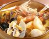 アツアツ南仏風魚介鍋