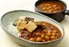生麸と豆のベジタリアンカレー