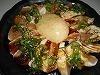 温玉&特製タレの地鶏のユッケ