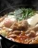 丸腸ホルモン純豆腐鍋