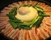 豚バラ純豆腐鍋