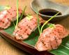 牛トロ炙り寿司