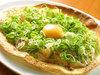 和風山芋のピッツァ