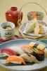 にぎり寿司 天ぷらセット