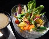 特選野菜のバーニャカウダー