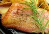 厚切り佐助豚ベーコンとポテトのグリル