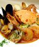 ズッパ・ディ・ペッシェ 魚介のトマトスープ仕立て