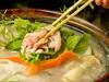 観音池豚ロース&バラ肉